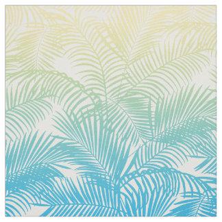 Palm Tree Fabric | Zazzle