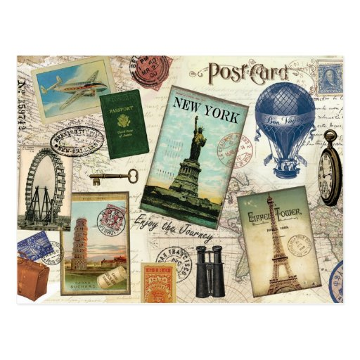 Vintage American Travel Postcards | www.imgkid.com - The ...