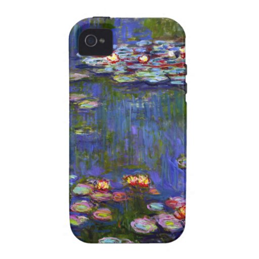 Monet Iphone Case