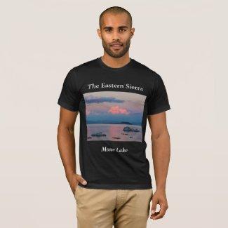 Mono Lake Men's Nature-Themed T-Shirt