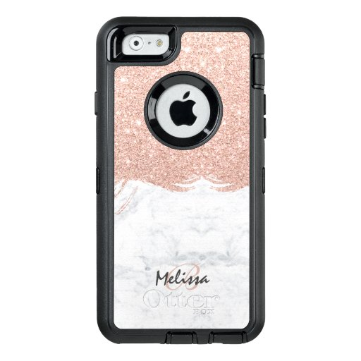 Rose Gold Otterbox Iphone