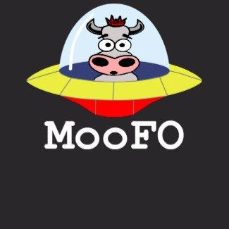 MooFO UFO Shirt shirt