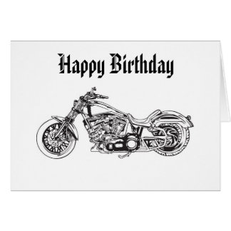 Motorcycle Happy Birthday Card A Ec Acd E Xvuak Byvr Jpg 324x324 Biker Style