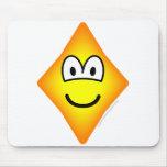 Diamonds emoticon : Emoticons @ emofaces.com