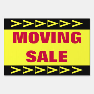 Moving Sale Gifts On Zazzle