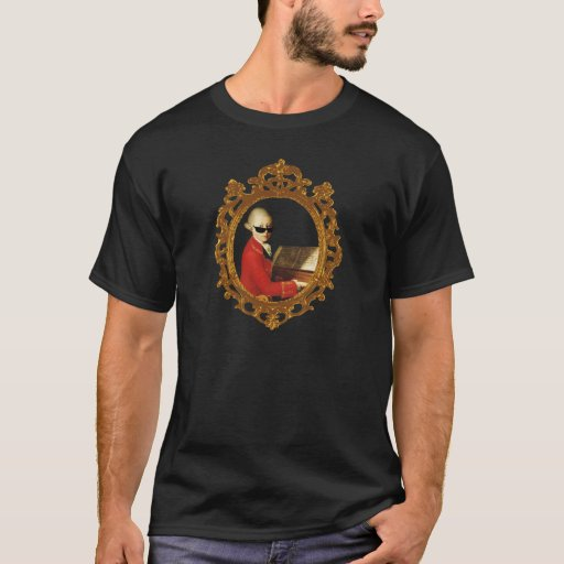 Mozart at the Harpsichord T-Shirt