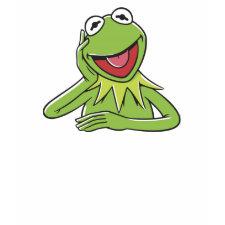 Muppets Kermit Smiling Disney shirt