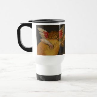 Music is well said to be the speech of angels mug