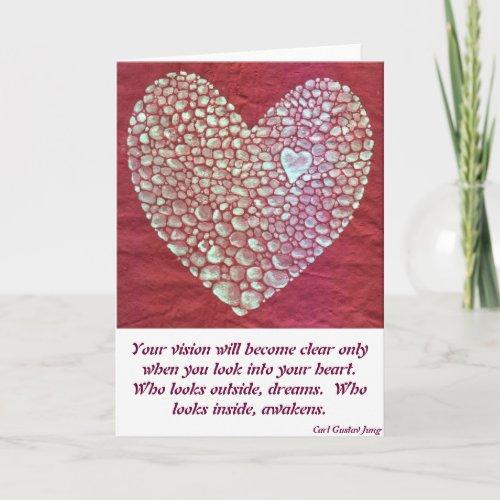 My Heart Awakens card