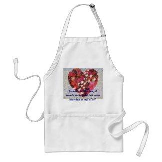 My Heart's Desire apron