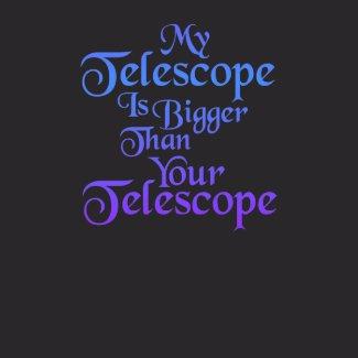My Telescope T-Shirt shirt