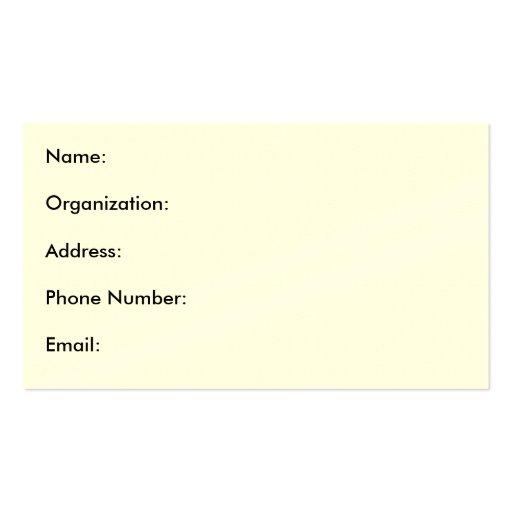 name organization address phone number email business. Black Bedroom Furniture Sets. Home Design Ideas