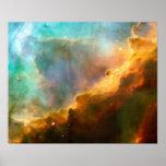 Omega Nebula Poster   Zazzle