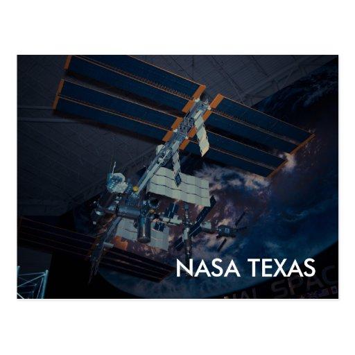 Nasa Space Center Texas Postcard | Zazzle