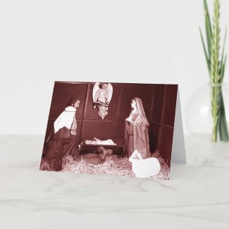 Nativity Scene themed products card