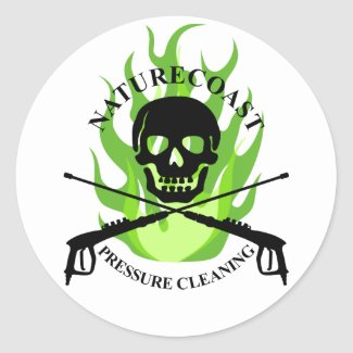 NCPC Jolly Roger Sticker