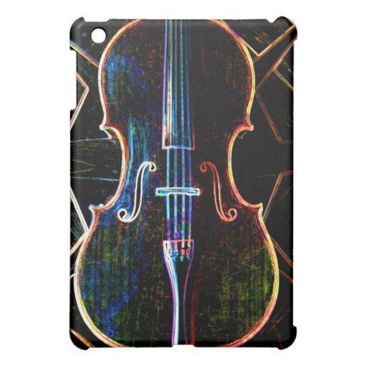 Cello case stickers
