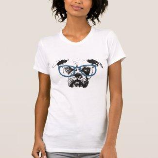 Nerd Boxer T Shirt