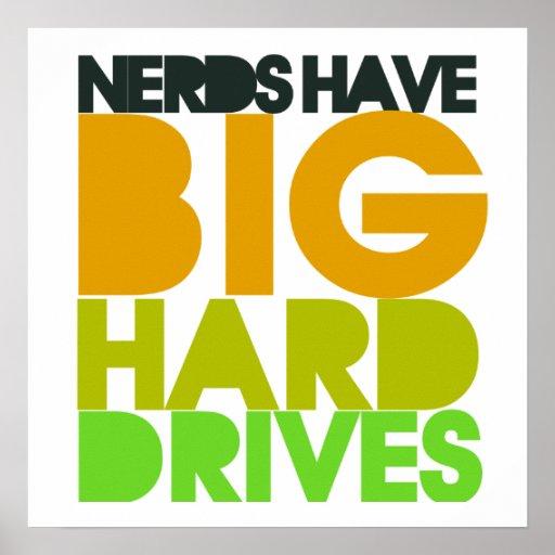 Big nerds drives have hard