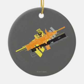 Gun Ornaments Amp Keepsake Ornaments Zazzle