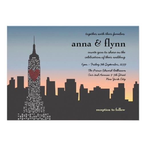 4,000+ New York City Invitations, New York City