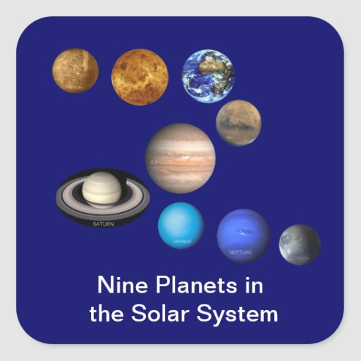 different planets in solar systems - photo #32