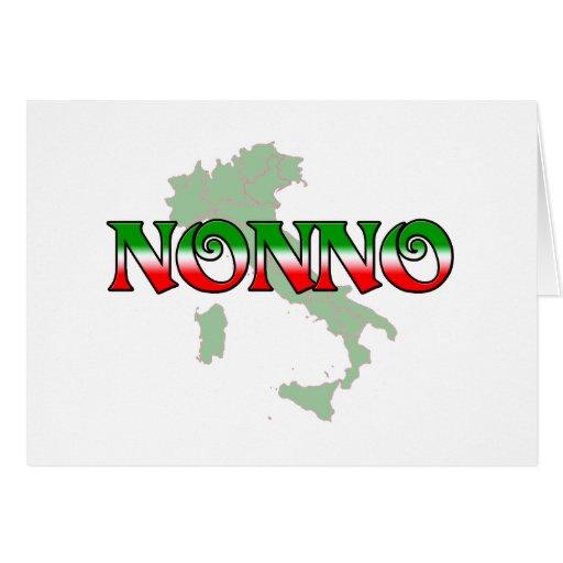 nonno - translate into English with the Italian-English Dictionary - Cambridge Dictionary.