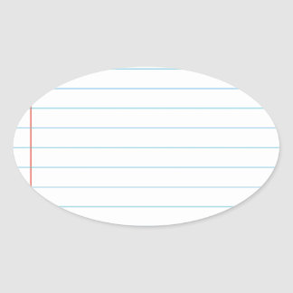 Blank book stickers zazzle for Oval bumper sticker template