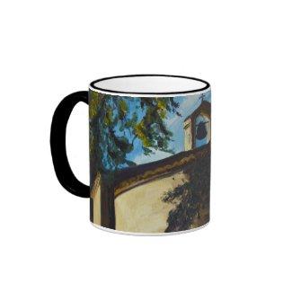 Notre Dame de Revest, Esparron, Provence mug