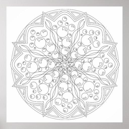 ocean mandalas coloring pages - photo #18
