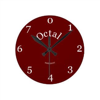 Funny Mathematics Wall Clocks Zazzle