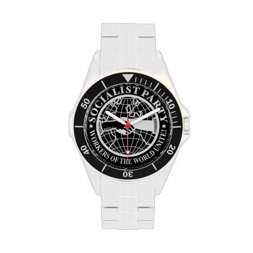 Official S.P.U.S.A. Logo Wrist Watches | Zazzle