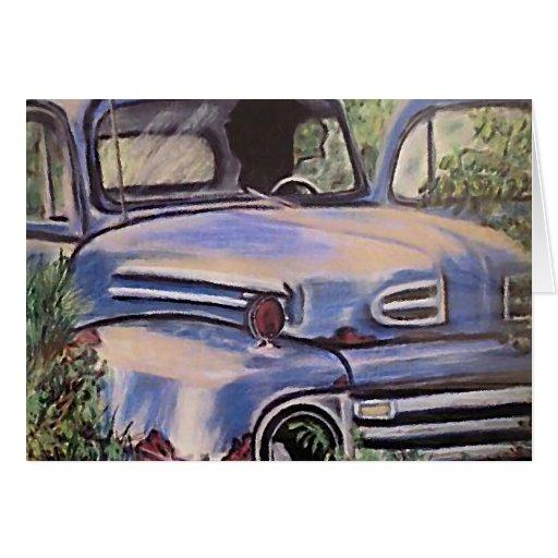 Vintage Truck Art 114