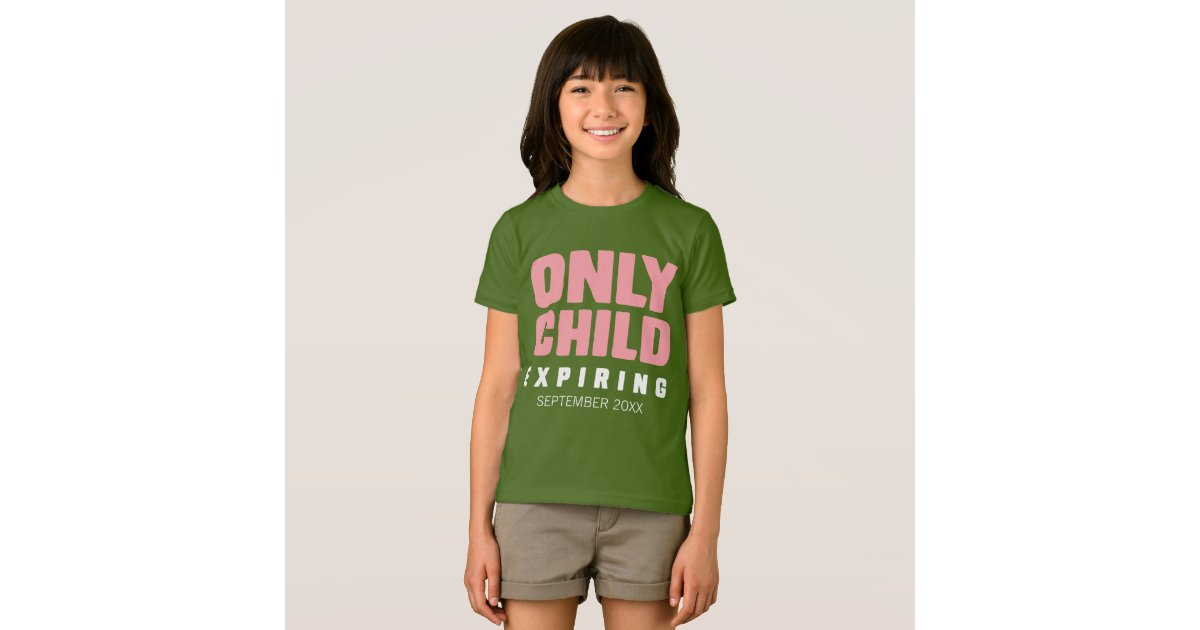 only child dating