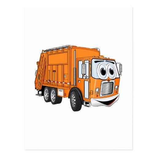 garbage truck cartoon - photo #12