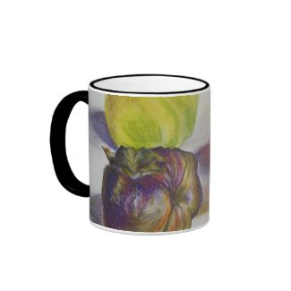 Orange you glad there's coffee? mug