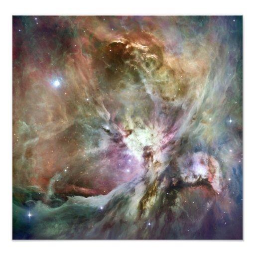 Orion Nebula Art Photo | Zazzle
