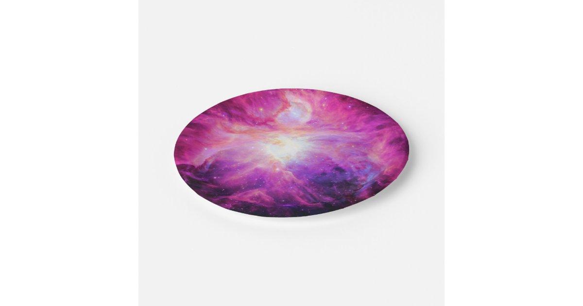 pink and purple nebula - photo #11
