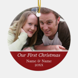 Our First Christmas Ornaments, First Christmas Ornament ...