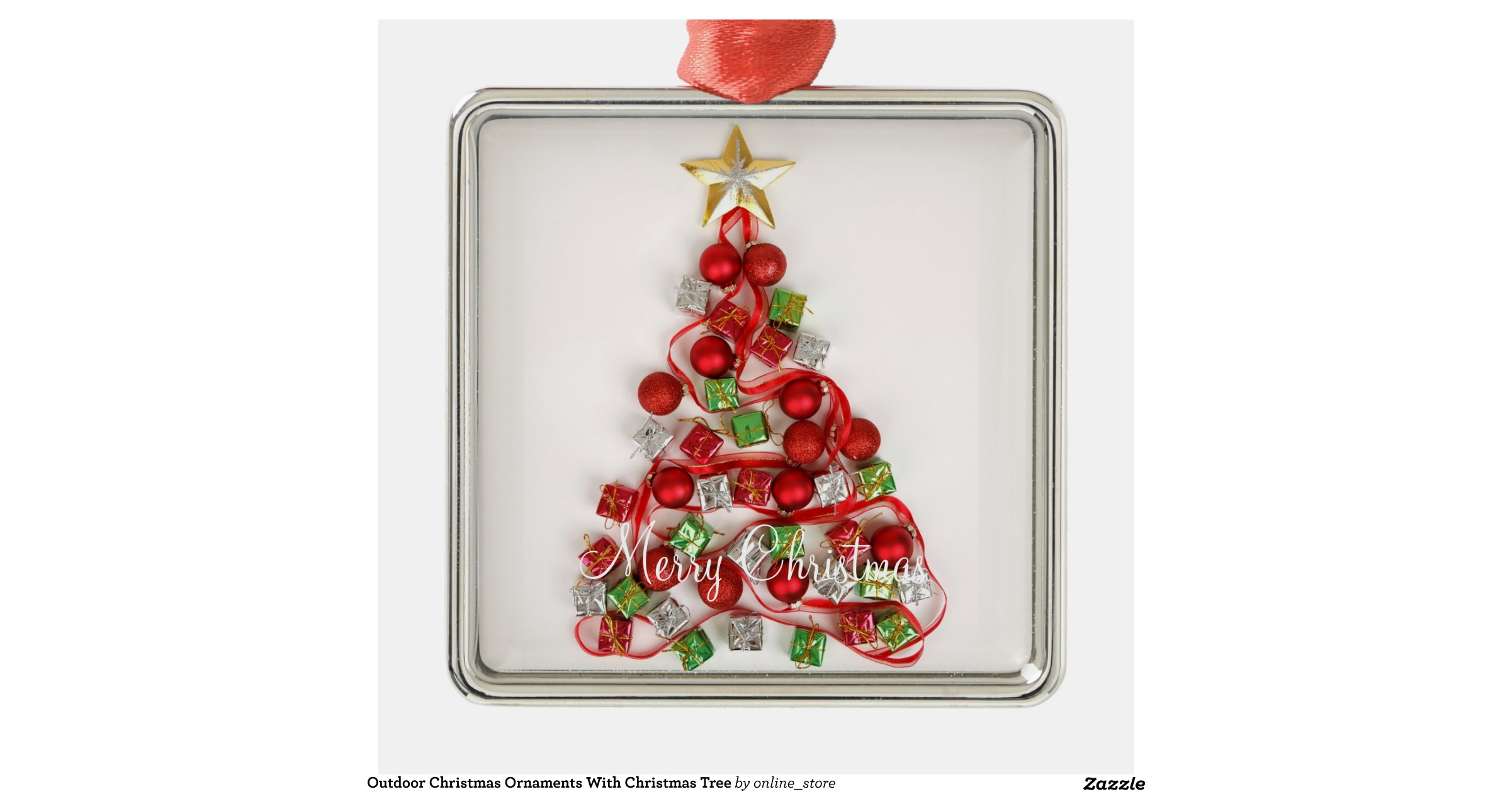 outdoor_christmas_ornaments_with_christmas_tree ...