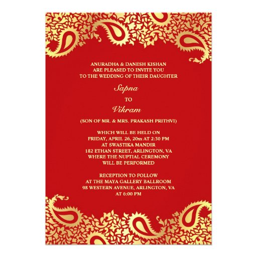 Agenciademodeloscorupa 20 Lovely Nepali Wedding Invitation Cards