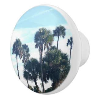 Palm Tree Knobs And Pulls Zazzle