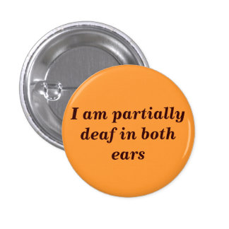 dating a partially deaf person street