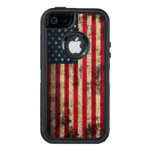 American Flag Iphone  Case Otterbox