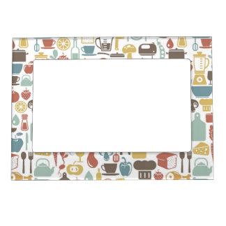 Cooking Magnetic Picture Frames | Zazzle