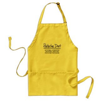 PD Apron - Yellow