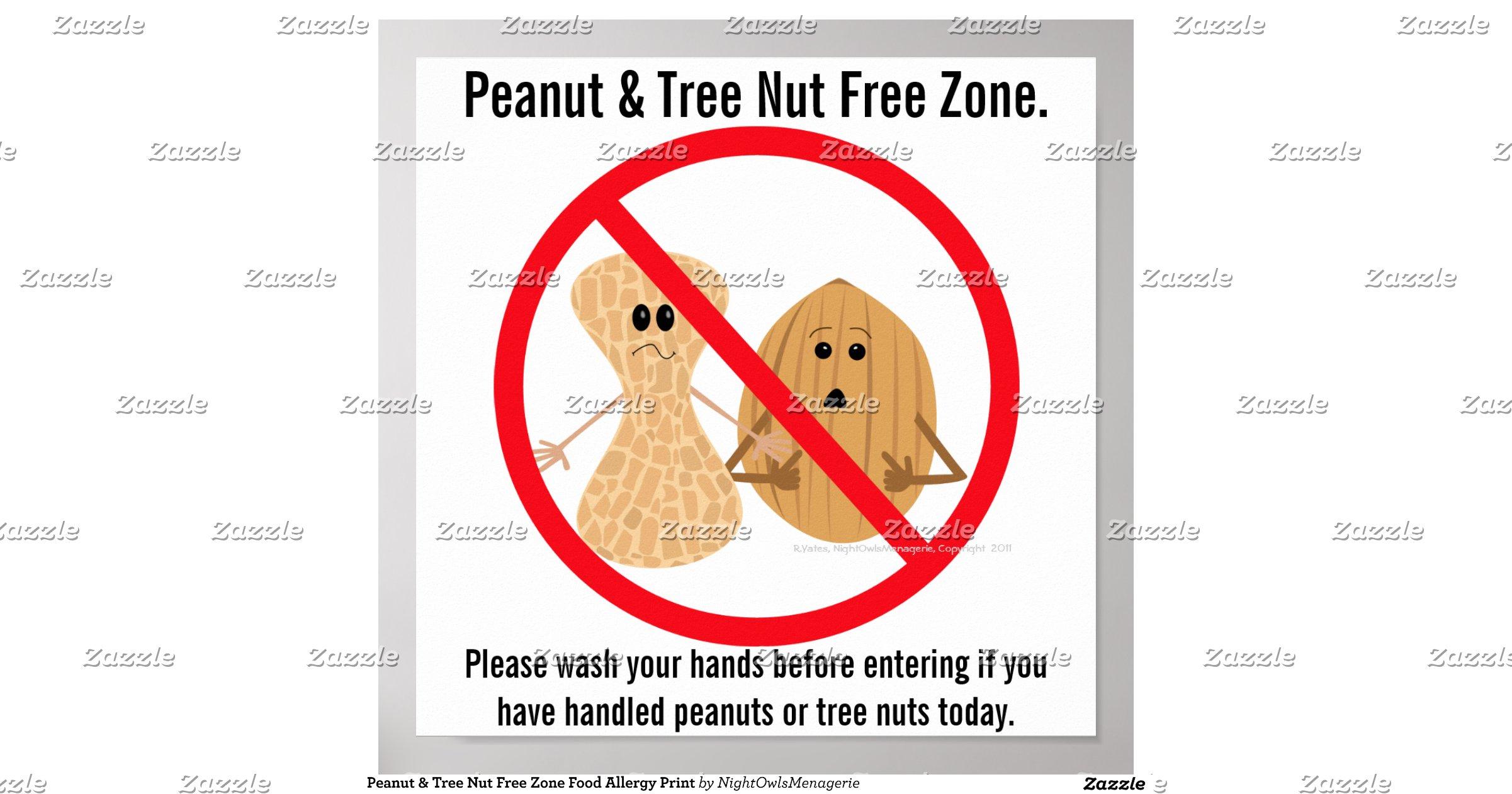 Peanut Free Food Lines