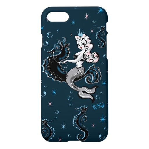 Mermaid Case Iphone  Plus