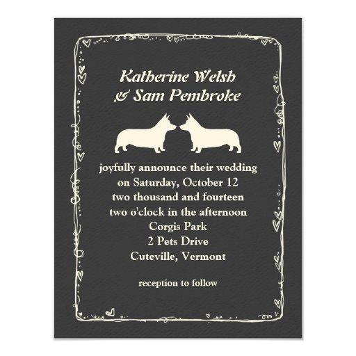 Welsh Wedding Invitations
