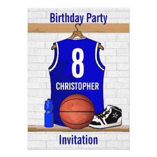 71+ Basketball Jersey Invitations, Basketball Jersey Announcements ...